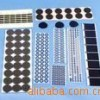 供应透明硅胶垫,透明白色硅胶垫,防滑硅胶垫,半圆垫
