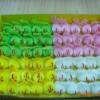 供应复活节工艺品,复活节礼品,仿真礼品羽毛工艺品绒鸡(图)